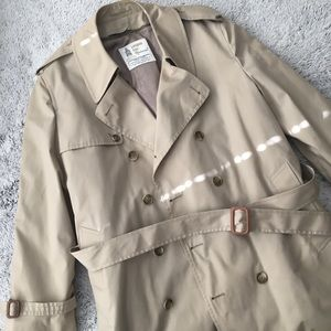 London Fog Trench Coat with Removable Liner